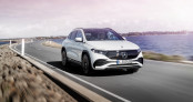 Mercedes EQA 2021 – Xe điện nhỏ nhất và hợp túi tiền nhất của ngôi sao ba cánh