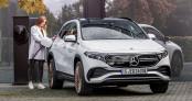 Chi tiết Nội thất, Ngoại thất Mercedes EQA 2021