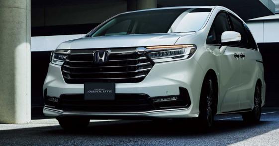 Honda Odyssey 2021 ra mắt tại Thái Lan, giá từ 90.000 USD