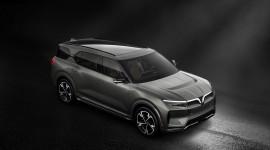VinFast công bố 3 dòng xe SUV điện tự lái thông minh