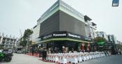 Khai trương showroom Kawasaki Thưởng Motor: Ưu đãi ngập tràn