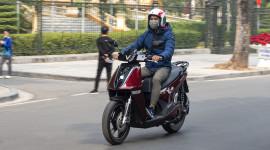 Vinfast Theon 2021 giá 63,9 triệu: Xe máy điện của người Việt cho người Việt
