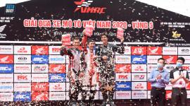 VMRC 2020 chặng 5: Những nhà vô địch dần lộ diện