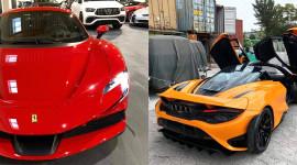 Nữ doanh nhân 9x Sài Gòn mua 2 siêu phẩm Ferrari SF90 Stradale và McLaren 765LT