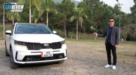 Kia Sorento 2021 – Cuốn hút ngay từ cái nhìn đầu tiên