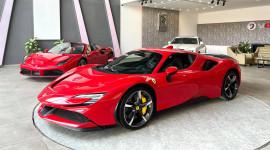 Siêu phẩm Ferrari SF90 Stradale thứ 2 về Việt Nam ngay trước Tết Nguyên Đán