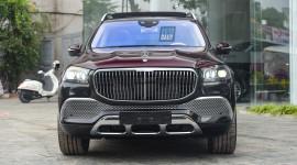 Mercedes-Maybach GLS600 2021: SUV siêu sang mới cho đại gia Việt