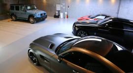 Đột nhập gara của doanh nhân Nguyễn Quốc Cường, ngắm Mercedes G63 AMG màu độc hơn 11 tỷ