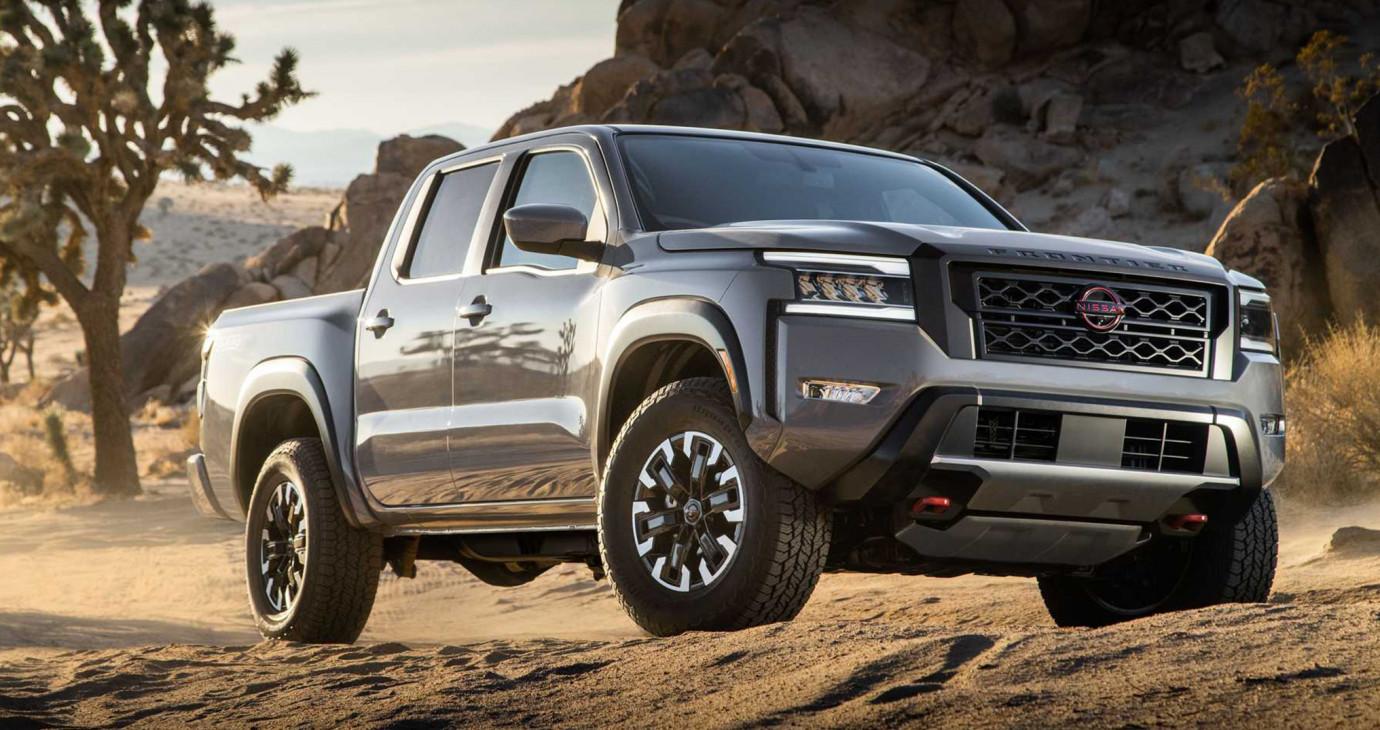 Ra mắt Nissan Frontier 2022, đối thủ Toyota Tacoma, Ford Ranger tại Mỹ