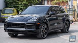 Trải nghiệm Porsche Cayenne Turbo 2020 nhập Mỹ giá hơn 10 tỷ đồng