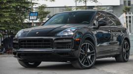 Hàng hiếm Porsche Cayenne Turbo 2020 nhập Mỹ giá hơn 10 tỷ tại Việt Nam
