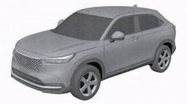 Honda HR-V 2022 lộ ảnh sáng chế, ra mắt vào tuần tới