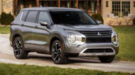 Mitsubishi Outlander 2022 - Đáng để chờ đợi