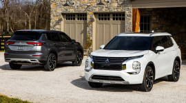 Mitsubishi Outlander 2022 - Lột xác hoàn toàn