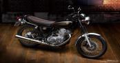 """Xế cổ Yamaha SR400 phiên bản """"cuối cùng"""", kỷ niệm 43 năm trình làng"""