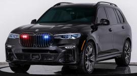 BMW X7 phiên bản bọc thép chống đạn
