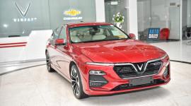 Sedan tầm giá 1 tỷ tháng 1/2021: VinFast Lux A2.0 được ưa chuộng nhất