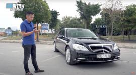 Mua ô tô cũ năm 2021: Mercedes S300 CÒN NGON giá hơn 900 triệu - DỄ CHƠI, DỄ BÁN?
