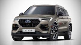 Ford Everest thế hệ mới sẽ được trang bị động cơ Plug-in Hybrid