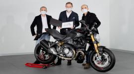 Sau gần 3 thập kỷ, đã có 350.000 chiếc Ducati Monster được bán ra