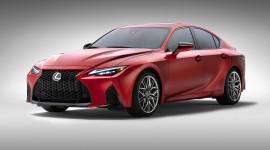 Lexus IS 500 2022 ra mắt, sử dụng động cơ V8 mạnh 472 mã lực