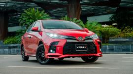 Toyota Vios 2021 chốt giá từ 478 triệu đồng tại Việt Nam
