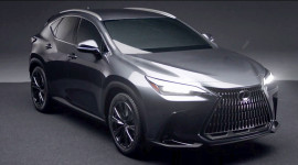 Lexus NX 2022 lộ ảnh chi tiết, lột xác toàn diện đấu Mercedes-Benz GLC