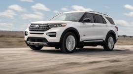 Ford Explorer King Ranch 2021 ra mắt, giá từ 52.350 USD