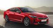 Kia Stinger 2022 sắp ra mắt tại Mỹ, giá từ 37.135 USD