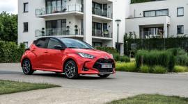 Toyota Yaris giành giải xe tốt nhất 2021 cho thị trường châu Âu