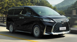 Lexus LM350 mới có thể về Việt Nam trong thời gian tới: 2 bản 4 chỗ và 7 chỗ, giá từ 6,99 tỷ đồng