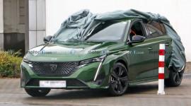Peugeot 308 2022 lộ thiết kế cực kì ấn tượng, logo mới