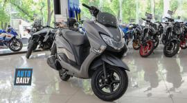 Burgman Street – Xe tay ga mới của Suzuki, giá 49,5 triệu đồng