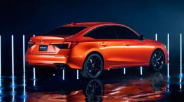 Honda Civic 2022 thế hệ mới lộ thông số động cơ