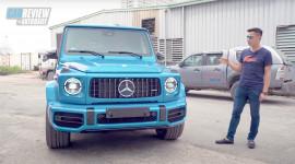 Trải nghiệm Mercedes G63 AMG 2021 - Những điều đặc biệt