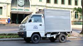 Ưu đãi hấp dẫn kỷ niệm 60 năm xe tải nhẹ Suzuki Carry