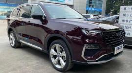 Ford Equator 2021 sẵn sàng đối đầu với Toyota Highlander tại Trung Quốc