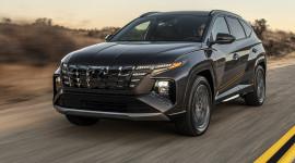 Hyundai nâng cấp Tucson 2022 với các phiên bản N Line và Plug-in Hybrid mới