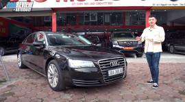 Mua xe ô tô cũ - Audi A8L 2014 tầm 2 tỷ có nên XUỐNG TIỀN?
