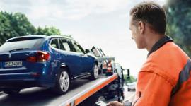 Chương trình hỗ trợ khi gặp sự cố trên đường cho xe BMW, MINI