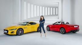 Á hậu Huyền My và Jaguar F-Type mới: Sự giao thoa của cá tính và cảm hứng