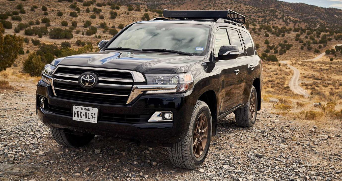 Toyota Land Cruiser thế hệ mới rò rỉ thông số động cơ