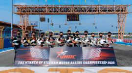 Nhìn lại mùa giải VMRC 2020 - Vượt khó thành công