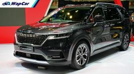 Cận cảnh Kia Sedona 2021 tại Triển lãm Bangkok Motor Show 2021