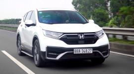 Honda CRV 2020 - 5 lý do người dùng quyết định XUỐNG TIỀN