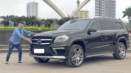 Mua ô tô cũ - Mercedes GL 63 AMG 2015 giá hơn 4 tỷ - ĐÁNG MUA?