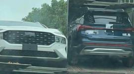 Hyundai Santa Fe 2021 có thể sắp ra mắt tại Việt Nam