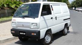 Cơ hội vàng cho khách Việt sở hữu huyền thoại Suzuki Blind Van