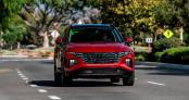 Hyundai Tuscon 2022 có khả năng tiết kiệm nhiên liệu cực ấn tượng