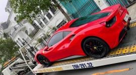 Ca sĩ Tuấn Hưng bán Ferrari 488 GTB biển đẹp
